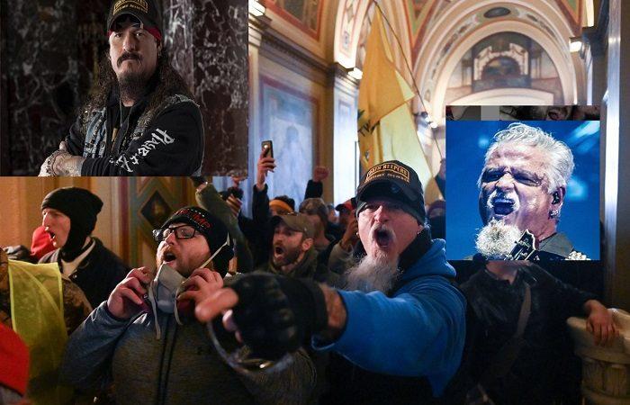 ICED EARTH: Jon Schaffer è stato arrestato dall'FBI