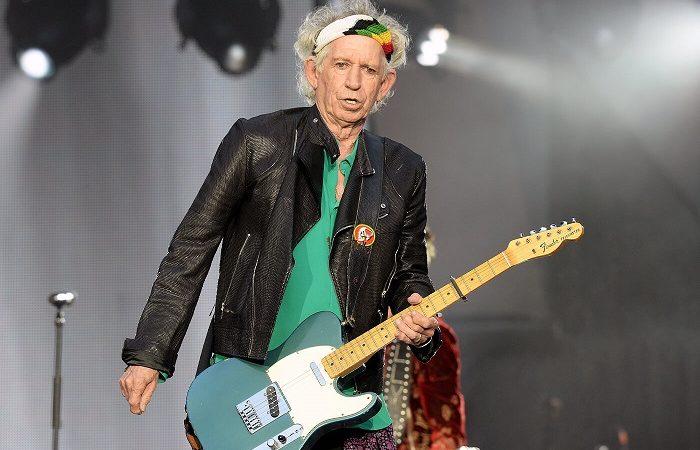 """ROLLING STONES, Keith Richards: """"durante la quarantena sto componendo musica"""""""