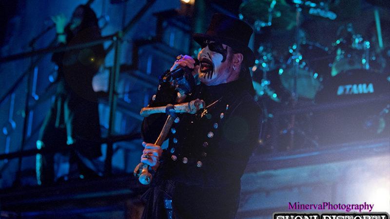 """KING DIAMOND, il chitarrista Andy LaRoque: """"il nuovo album suonerà più organico"""""""