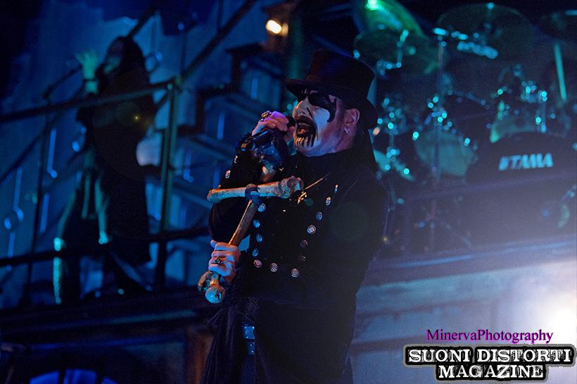 "KING DIAMOND: il live ""Songs For The Dead Live"" disponibile su YouTube"
