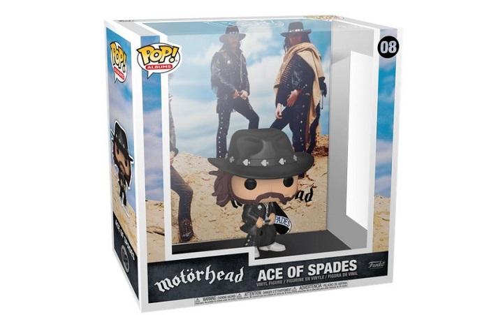 """MOTÖRHEAD: ecco la nuova statuetta di Lemmy, """"Ace Of Spades"""""""