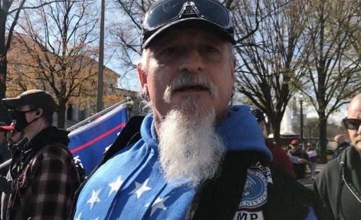 """ICED EARTH: Jon Schaffer tra gli """"assaltatori"""" pro-Trump a Washington"""