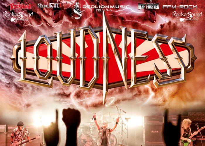 LOUDNESS: la data allo Slaughter Club slitta al prossimo anno