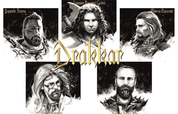 DRAKKAR: il video della nuova 'Chaos Lord'