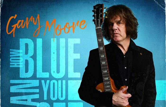 GARY MOORE: ascolta l'inedita 'I'm Tore Down', anticipazione da 'How Blue Can You Get'