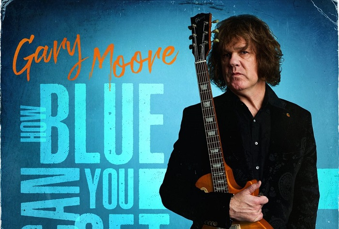 GARY MOORE: in arrivo 'How Blue Can You Get' con inediti, un brano in anteprima