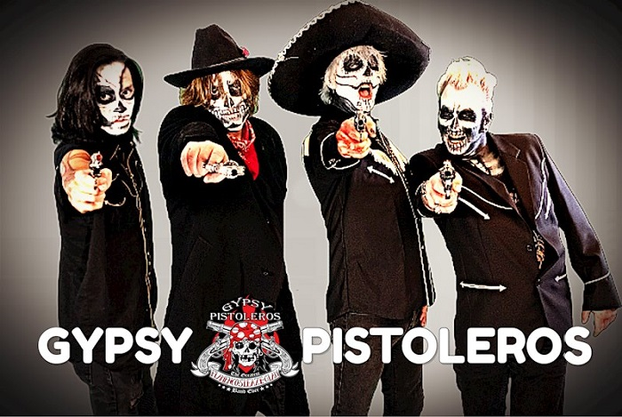 GYPSY PISTOLEROS: il video del nuovo singolo 'Lost In A Town Called Nowhere'