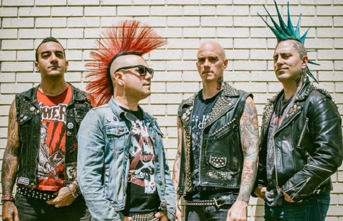 THE CASUALTIES: fuori il video di 'So Much Hate'