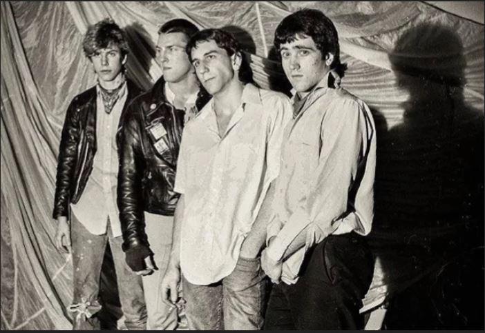 THE LIVING: la band pre-Guns N' Roses di DUFF McKAGAN pubblica l'album del 1982
