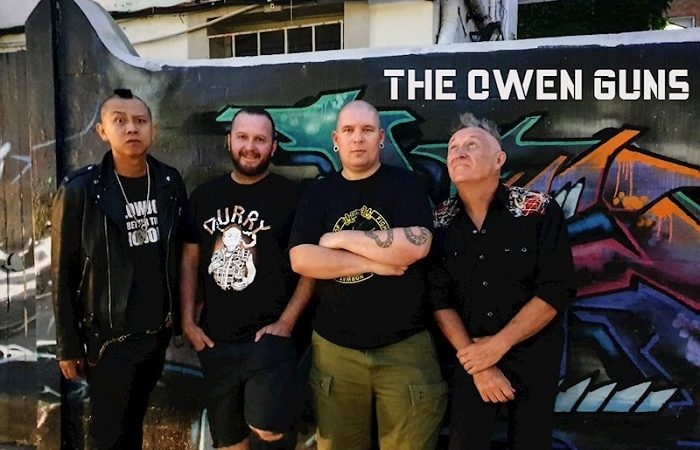 THE OWEN GUNS: il video della nuova 'Sick'