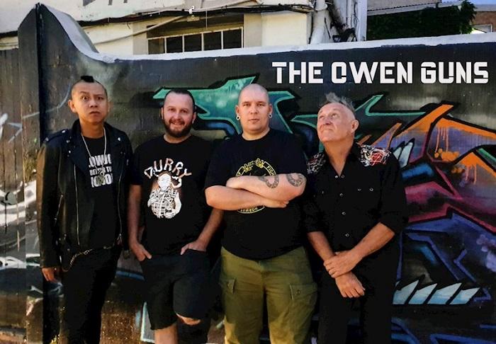 THE OWEN GUNS: il video della nuova 'Sick'