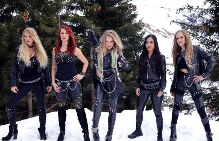 BURNING WITCHES: tutto sul nuovo album 'The Witch Of The North'