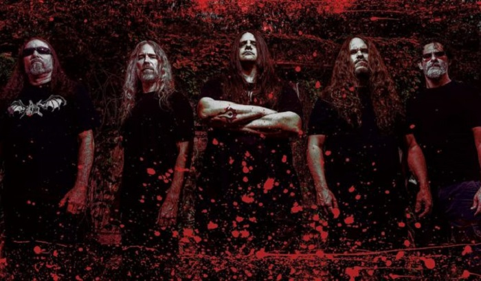 CANNIBAL CORPSE: il video guitar-playthrough di 'Condemnation Contagion'