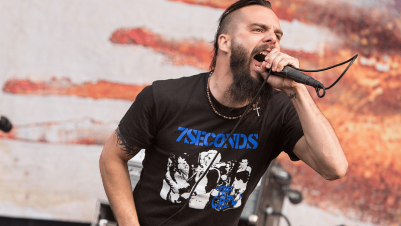 "KILLSWITCH ENGAGE: Jesse Leach pubblica il video di ""Serene Sevens"" dal suo progetto solista THE WAY BACK WITHIN"