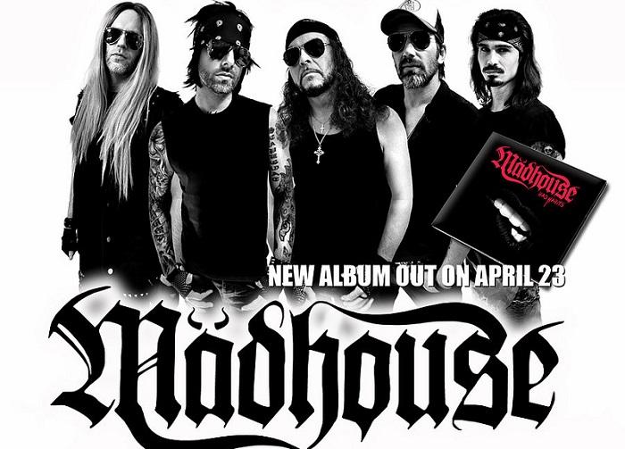 I MÄDHOUSE hanno rilasciato il video del nuovo singolo 'I Walk The Ponygirl'
