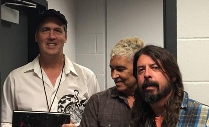 NIRVANA: Dave Grohl, Krist Novoselic e Pat Smear a volte fanno una Jam insieme