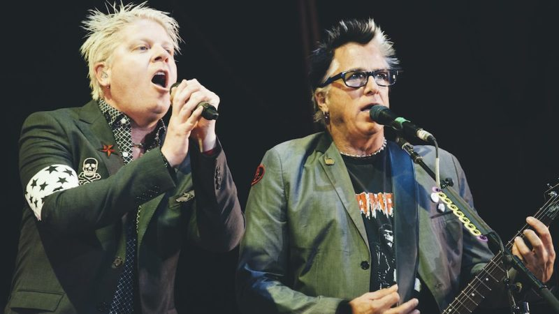THE OFFSPRING: il nuovo disco è terminato