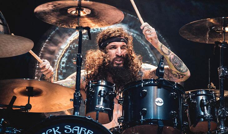 BLACK SABBATH e OZZY OSBOURNE: il batterista Tommy Clufetos presenta la sua nuova band