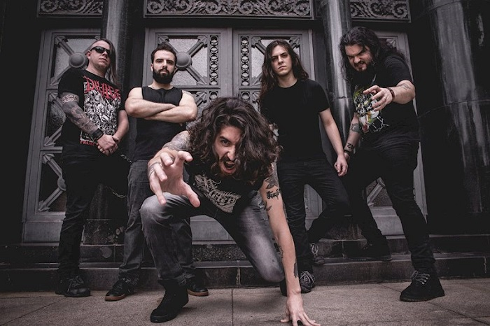 VENOMOUS: guarda il video di 'Eerie Land'