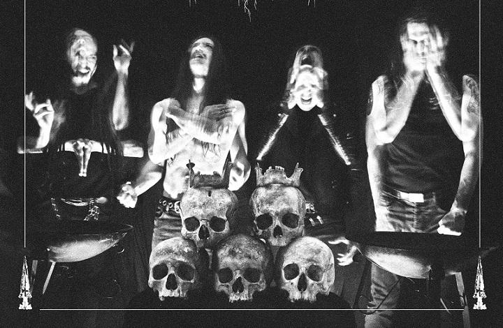 FUOCO FATUO: ascolta il nuovo album 'Obsidian Katabasis' in anteprima streaming