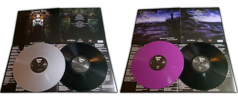 DESTINY'S END: 'Breathe Deep the Dark' e 'Transition' per la prima volta in vinile