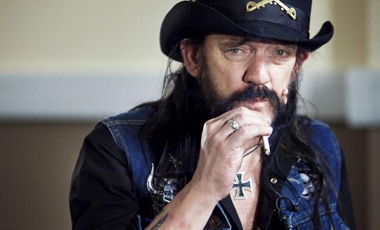 MOTÖRHEAD: le ceneri di Lemmy all'interno di alcuni proiettili regalati agli amici
