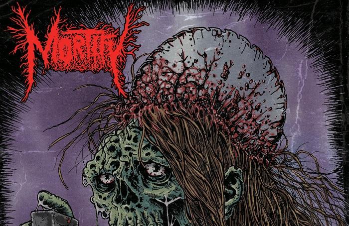 MORTIFY: i dettagli dell'Ep 'Grotesque Buzzsaw Defilement' e un brano in streaming