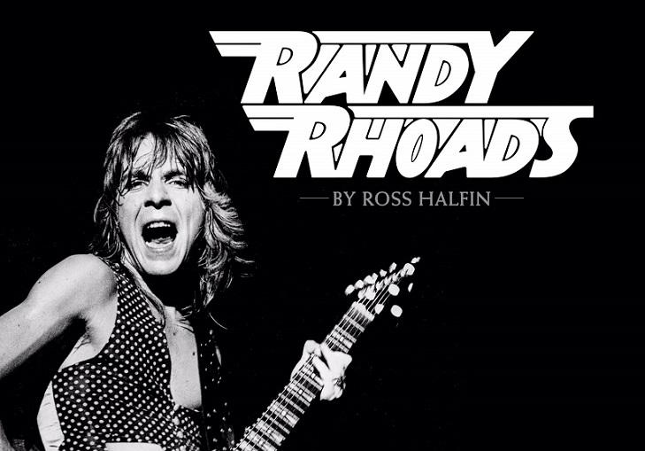 In arrivo un libro fotografico su RANDY RHOADS, dal fotografo del rock Ross Halfin
