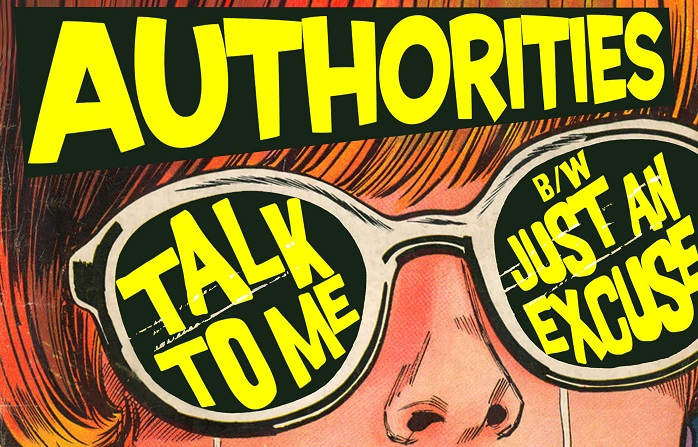 THE AUTHORITIES: fuori il nuovo Ep, ascolta un brano in streaming