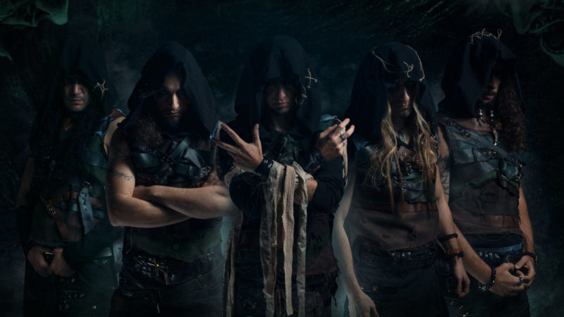 "VEXILLUM: ecco il video di ""Sons Of A Wolf"""