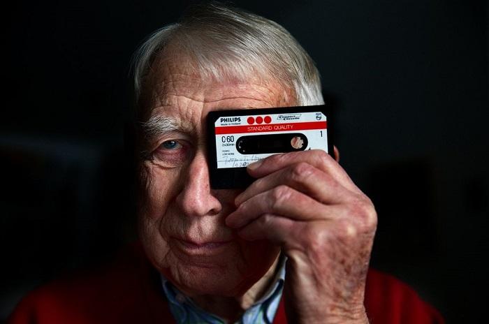Ci lascia all'età di 94 anni LOU OTTENS, il padre di musicassette e compact disc
