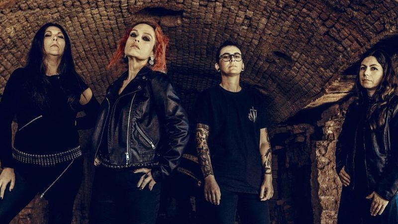 Le BLACK WIDOWS hanno annunciato il nuovo album 'Among The Brave Ones'