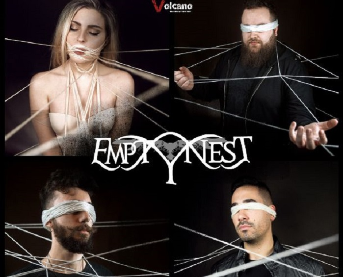 EMPTYNEST: a maggio il debut Ep 'Nesting The Void', ascolta 'Borders Of Safe Home'