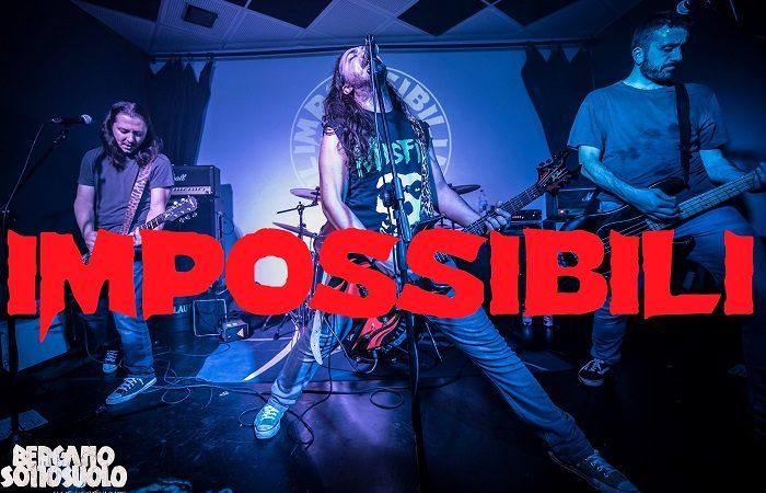 Torna il punk rock de GLI IMPOSSIBILI. Disco pronto, guarda il video di 'Hikikomori'