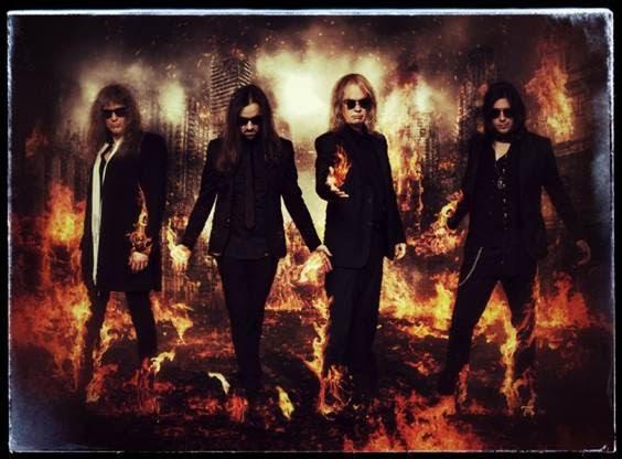 """GRAVE DIGGER: il video dell'omonimo singolo """"hellryder"""" del nuovo progetto di Chris Boltendahl e Axel Ritt"""