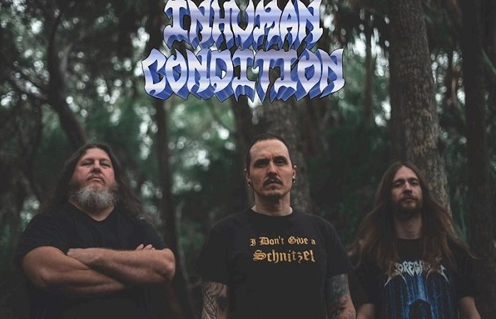INHUMAN CONDITION: tutti i dettagli dell'album 'Rat God'
