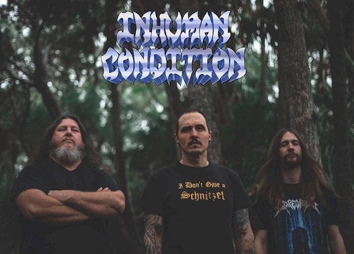 INHUMAN CONDITION: tutti i dettagli dell'album 'Rat God'