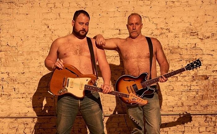 MAN ON MAN, con Roddy Bottum (FAITH NO MORE): il video di 'It's So Fun (To Be Gay)'