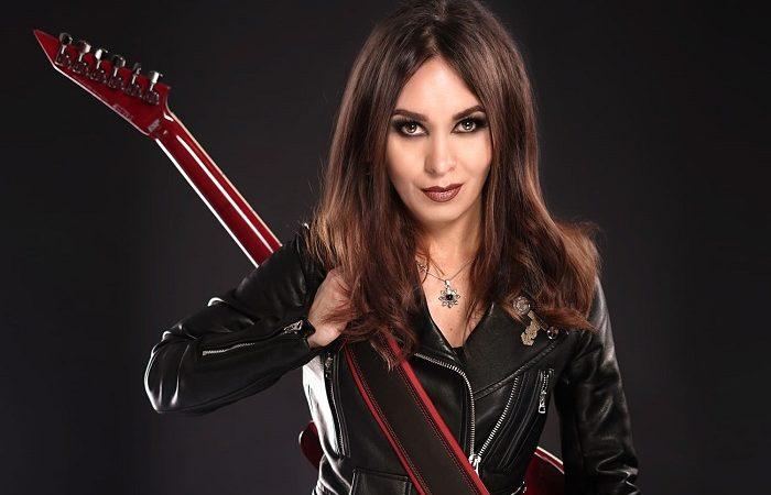 CRYSTAL VIPER: Marta Gabriel annuncia un disco solista, il primo singolo è on-line