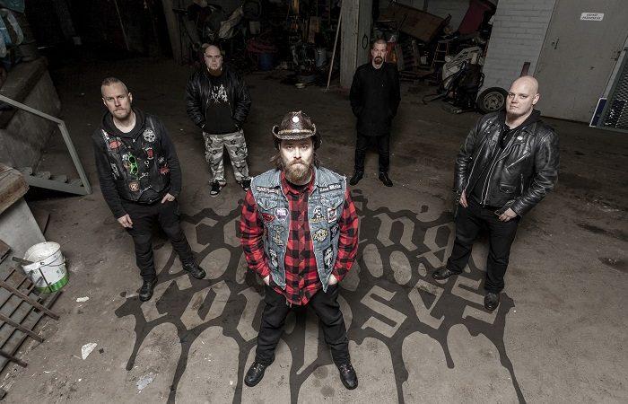 ROCKING CORPSES: il video della nuova 'War for Doom', anticipazione dal secondo disco
