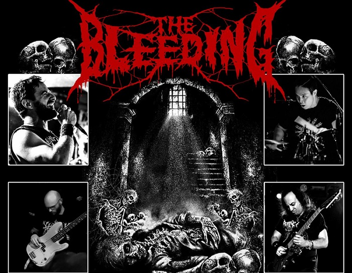 THE BLEEDING: in arrivo l'Ep 'Rise Into Nothing', ascolta la furiosa title-track