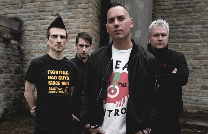 ANTI-FLAG: si uniscono a THE OFFSPRING e LAGWAGON, due date in Italia nel 2022
