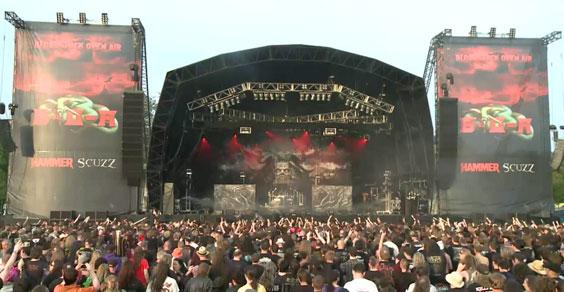BLOODSTOCK OPEN AIR 2021: altre band confermate