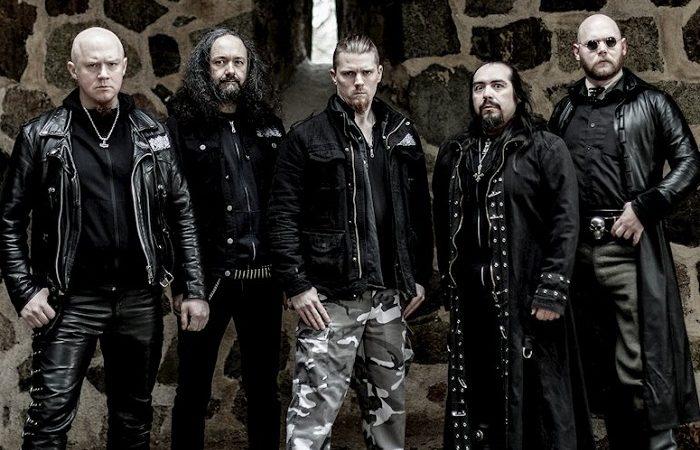 BURNING DARKNESS: i dettagli dell'album 'Dödens Makt', ascolta 'Chiropteran Demon'