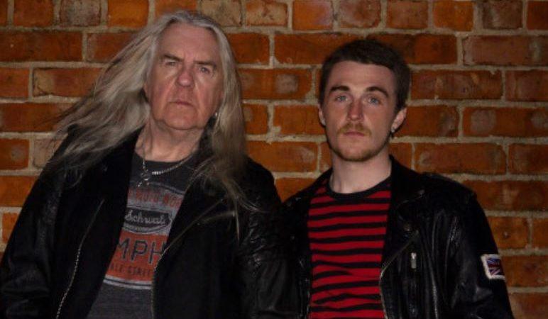 Biff Byford (SAXON) e il figlio Seb: il video di 'Revolution', dal progetto HEAVY WATER