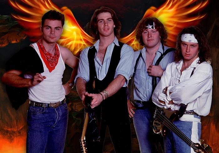 Tornano i DEVILS IN HEAVEN dopo 30 anni. L'album 'Rise' a giugno, ascolta 'Liberation'
