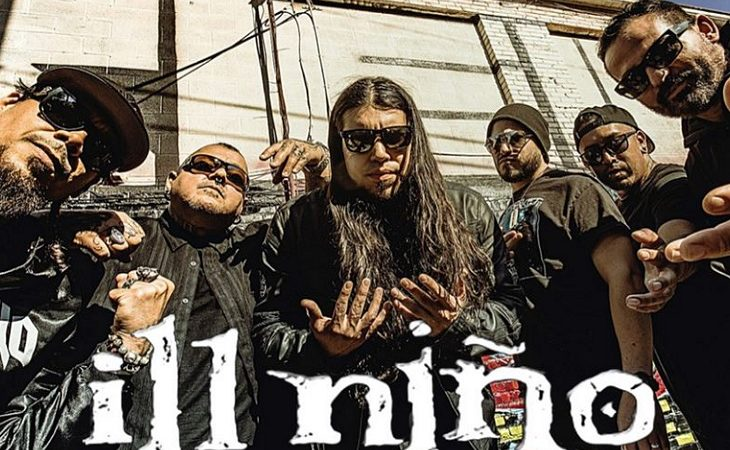 ILL NIÑO: il video della nuova 'All Or Nothing', con Sonny Sandoval dei P.O.D.