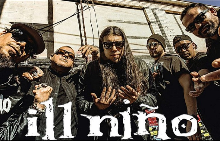 ILL NIÑO: il video della nuova 'All Or Nothing', con Sonny Sandoval dei P.O.D.
