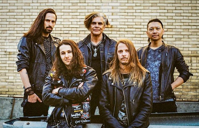 KING ZEBRA: il video di 'Wall Of Confusion' feat. Guernica Mancini (THUNDERMOTHER)