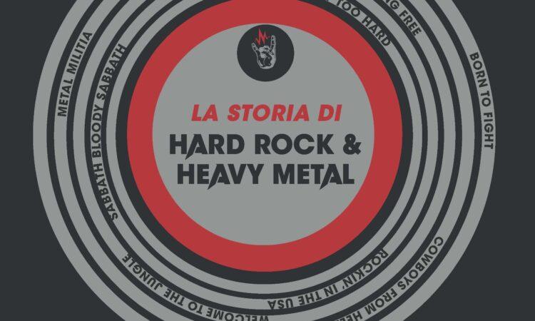 In arrivo il libro 'La Storia di Hard Rock & Heavy Metal' di Daniele Follero e Luca Masperone